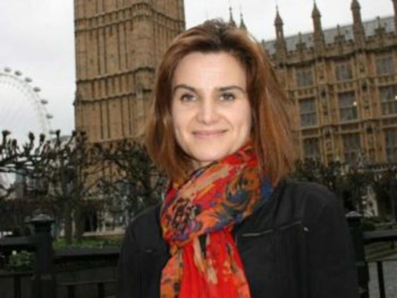 Racism, Far Right Nationalism and the Murder of Jo Cox