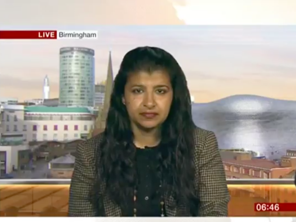 Zubeda Limbada, BBC News: What next after the Manchester terrorist attacks to prevent extremism. May 2017