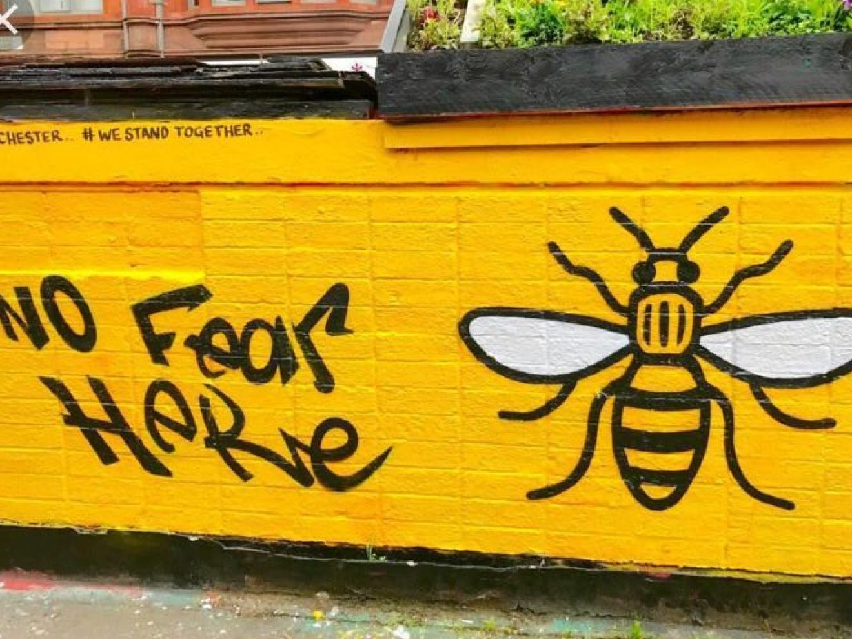 Blog: Refusing to be a Victim of Terrorism | Professor Lynn Davies