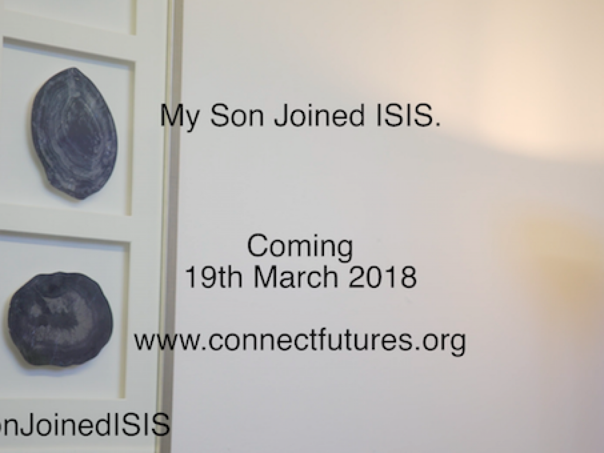 FILM TEASER | My Son Joined ISIS: Nicola Benyahia